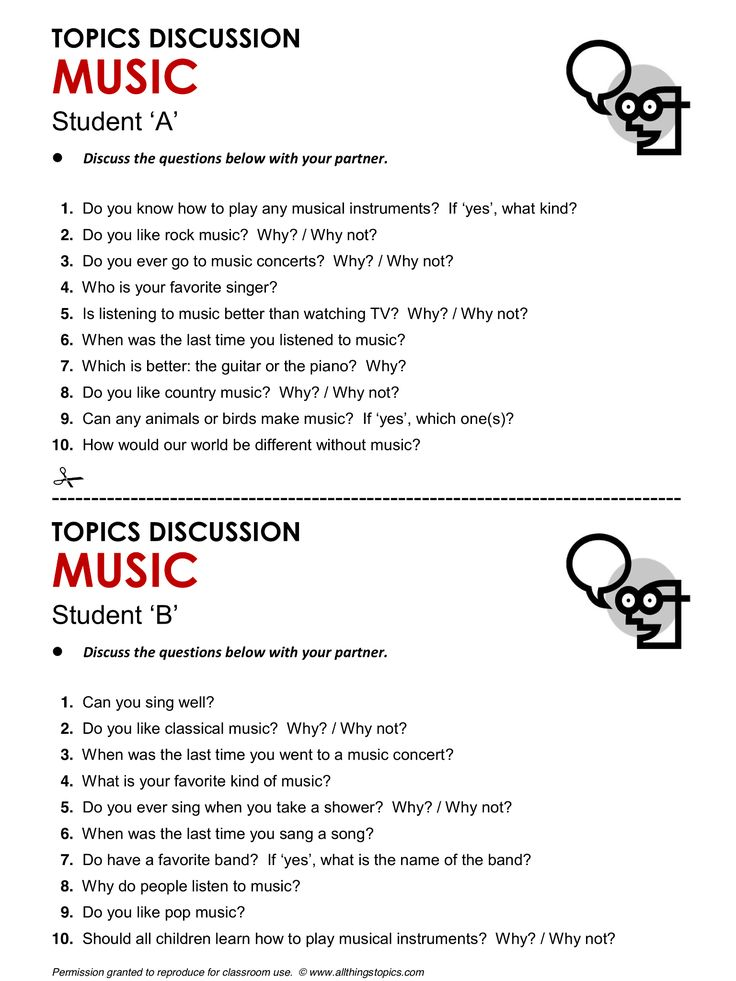 Music, English, Learning English, Vocabulary, ESL, English Phrases, http://www.allthingstopics.com/music.html