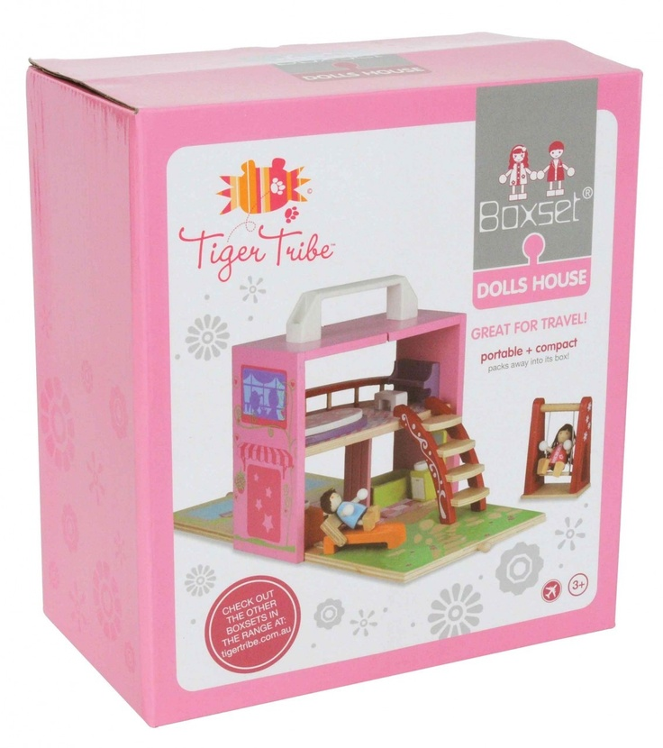 Much Loved Kids - Boxset - Dolls House, $59.95 (http://www.muchlovedkids.com.au/boxset-dolls-house/)