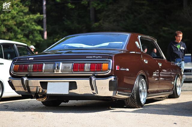 Nissan 330 Cedric Brougham // at Kyoto Takao Kyusha Meeting