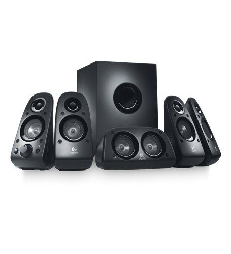 Logitech Surround Sound Speakers Z506. US $112.56 & eligible for FREE Super Saver Shipping. You can still order to receive them for this Christmas!