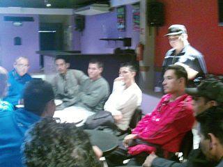 15 Diciembre 2012 Protocalizacion liga costa del pacifico Deporte de Contacto https://www.facebook.com/LigadelPacificoDeporteContacto