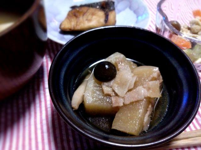 オリジナルレシピです!o(^o^)o - 3件のもぐもぐ - かぶの煮物 by kogiku