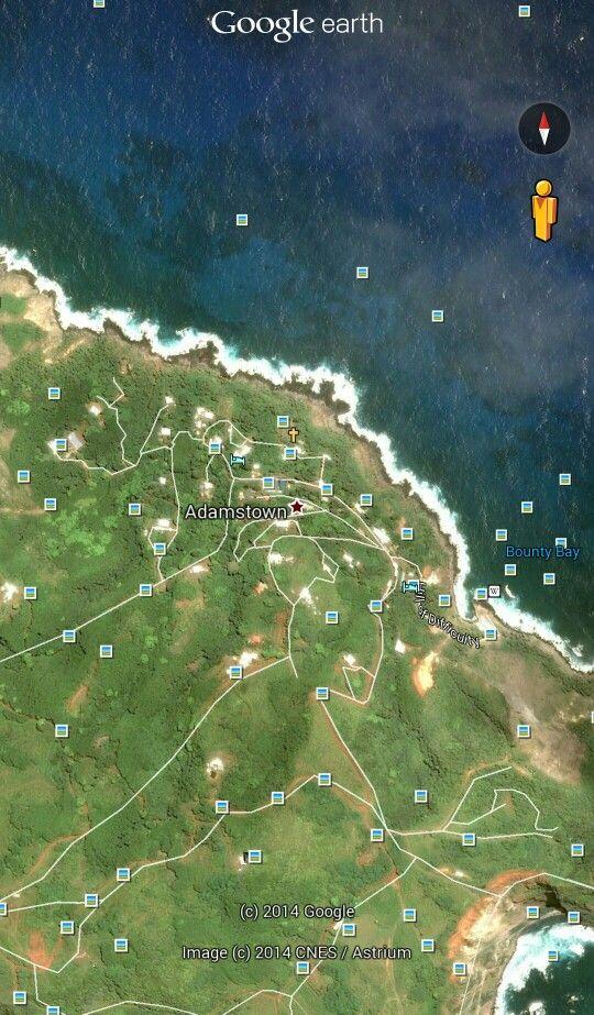 Adamstown Pitcairn Islands 2651 best CAPITAL CITIES
