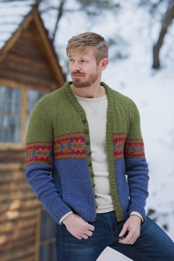 50 best Knits for blokes images on Pinterest   Knit patterns ...