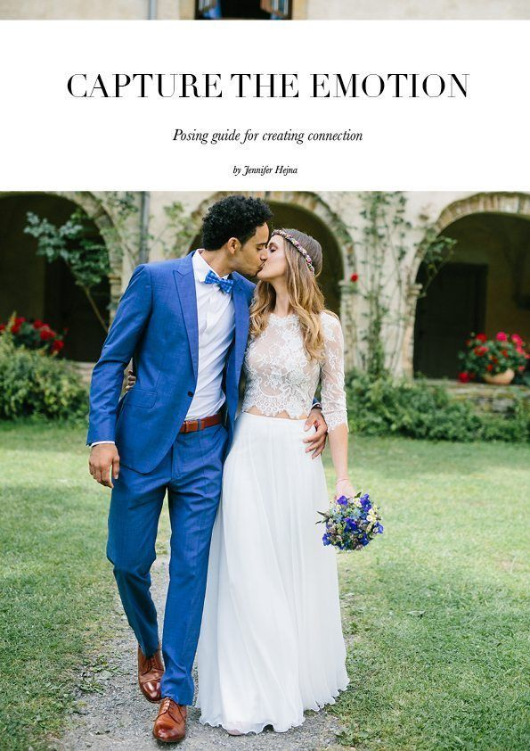 A posing guide for creating connection, posing guide wedding photographers