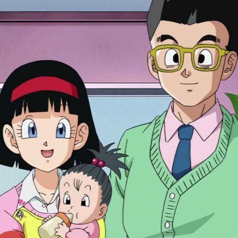 Apesar da inocência de Gohan puxada pelo seu pai Goku, ele conseguiu formar uma família com Videl e tiveram uma filha chamada Pan. Gohan, sem intenção alguma, fez com que Videl se apaixonasse por ele (provavelmente a admiração pela inteligência do Saiyajin, força, coragem, etc, transformou-se em amor) e acabaram tendo um relacionamento, casando-se no final (infelizmente essa etapa não foi mostrada. Eu queria ter visto essa fase mais romântica entre ambos, mas fico feliz de vê-los juntos).