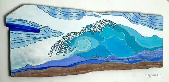 #wielkowiejskość #obrazobójstwo  Landscape ocean