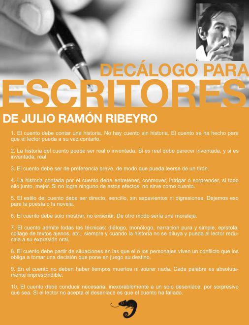 de Julio Ramón Ribeyro.