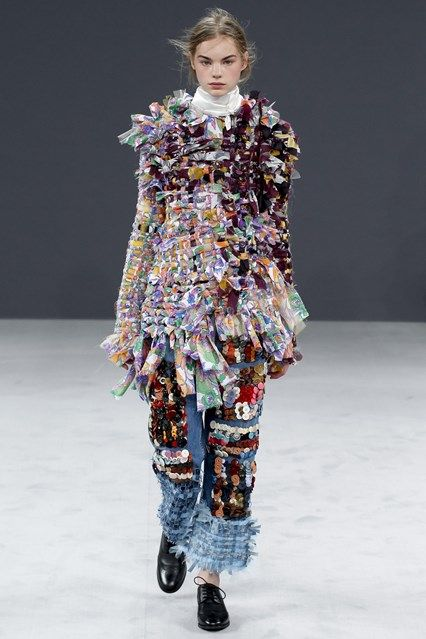 #SuzyCouture: Gaultier Goes Green, Viktor & Rolf Recycle (Vogue.co.uk)