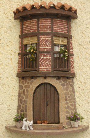 http://artesaniacarleymi.com/tejas decoradas.html                                                                                                                                                      Más