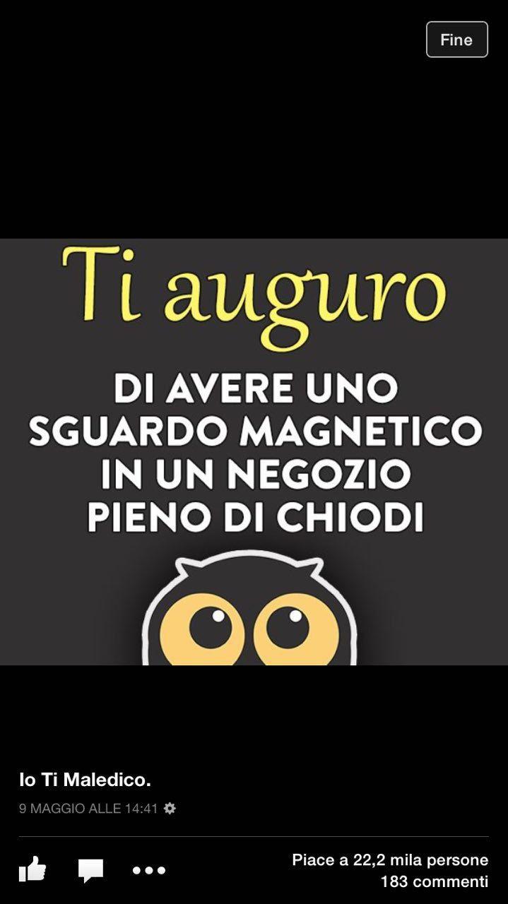 Sguardo magnetico...