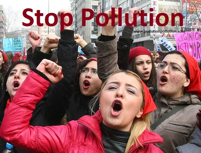 Top 100 slogans on pollution you can chant them wherever you want to register your protest against all acts of polluting. We must raise voice against every act of polluting to make this world green and safe for healthy living. Click on link http://pollutionpollution.com/2014/02/slogans-on-pollution.html