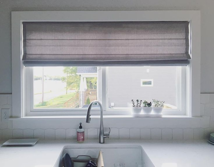 5 Fresh Ideas For Kitchen Window Treatments Home And