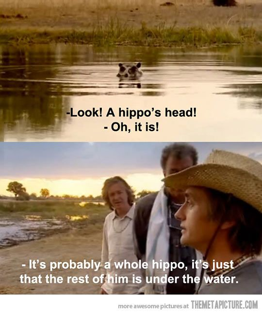 This is why Top Gear is awesome…