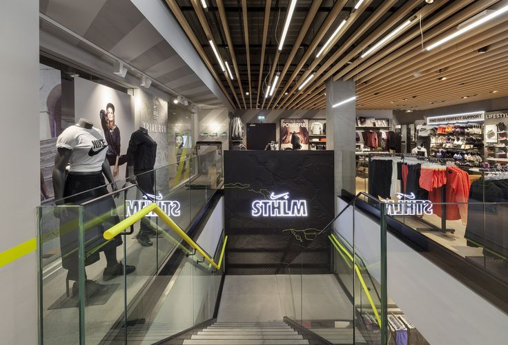 Citymap Nike stockholm: production confettireclame.nl