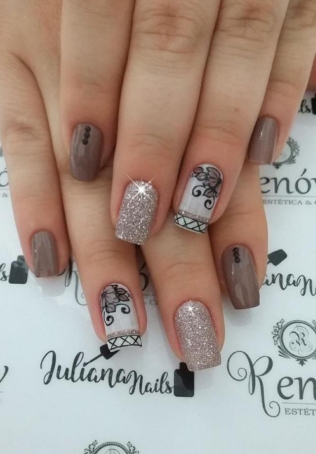 Pin De Naomi Arapa En Nails Uñas Decoradas Modernas