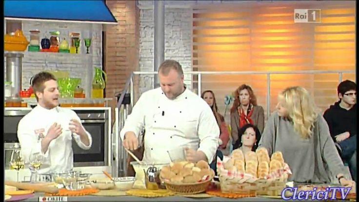 """{ClericiTV} """"LA PROVA DEL CUOCO"""" · 126ª p.ta · Gabriele Bonci e i panini all'olio"""