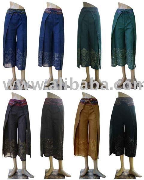 Штаны для тайского