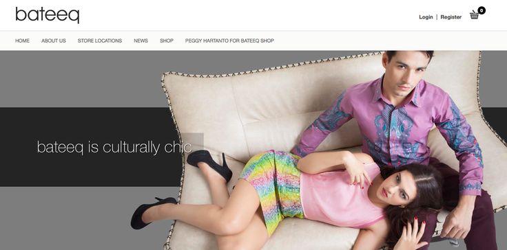http://www.bateeqshop.com Chic High Quality Modern Batik