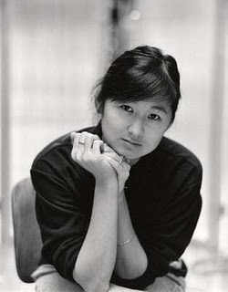 Maya Ying Lin is an American architectural designer and artist who is known for her work in sculpture and landscape art. She is best known as the designer of the Vietnam Veterans Memorial in Washington, D.C.