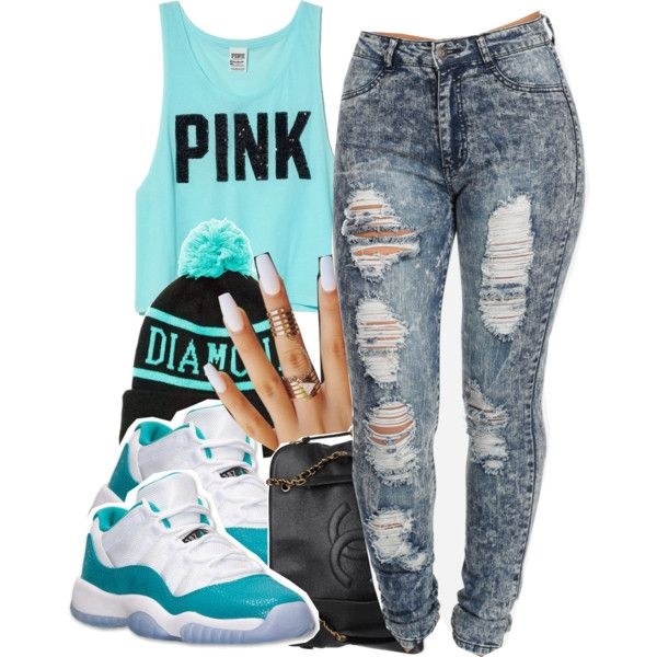 5 10 2k14, created by thebaddestbaddie on Polyvore