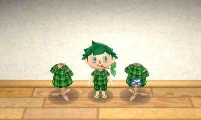 Animal Crossing Qr Codes Floor Blue