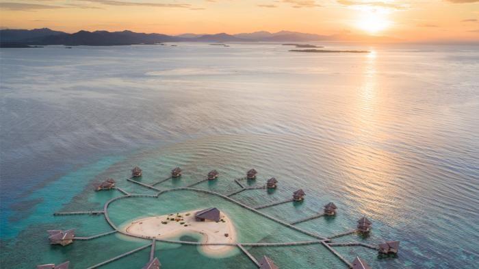 Traveling Gorontalo - Ini 5 Fakta Pulo Cinta nan Menawan, Mulai Serajahnya hingga Wisata Rp 3 Jutaan