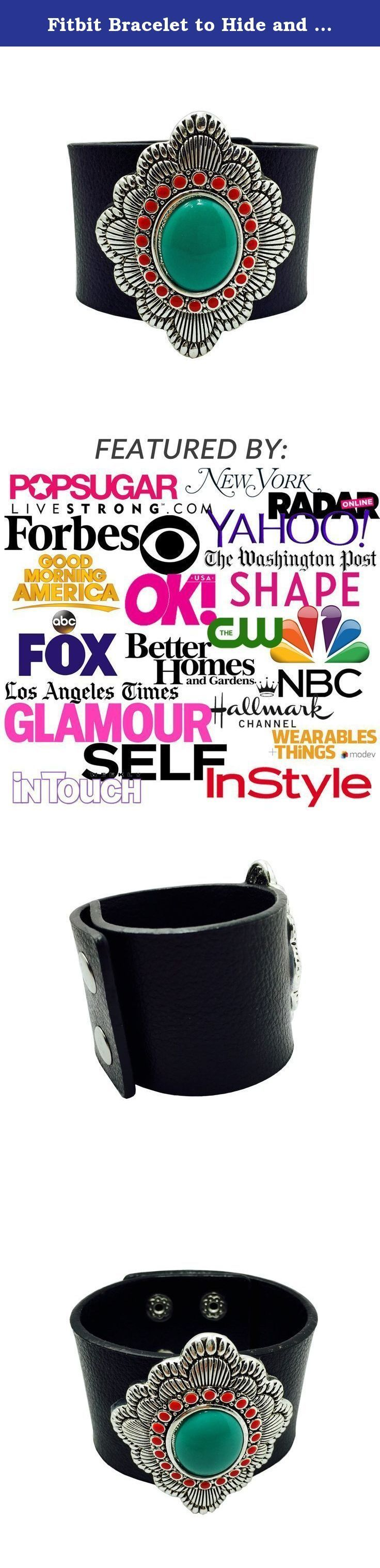 """nice Inspiration look """"Day to night"""" : Fitbit Bracelet to Hide and Protect Fitbit Flex and Flex 2 Fitness Trackers -The..."""