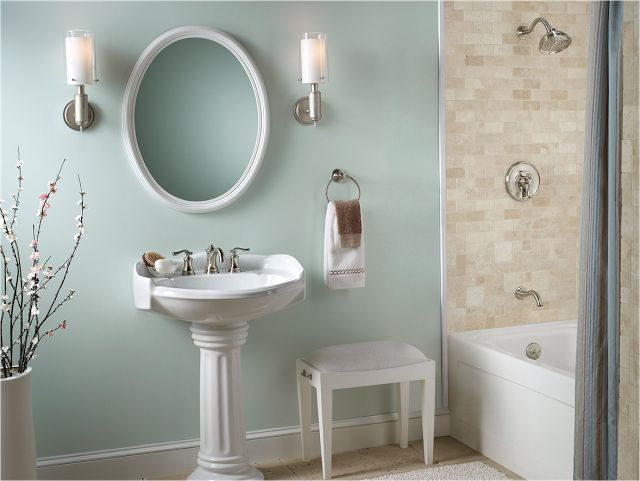 Small Bathroom Paint Colors 228 best celadon, sage, and other blue green gray paint colors