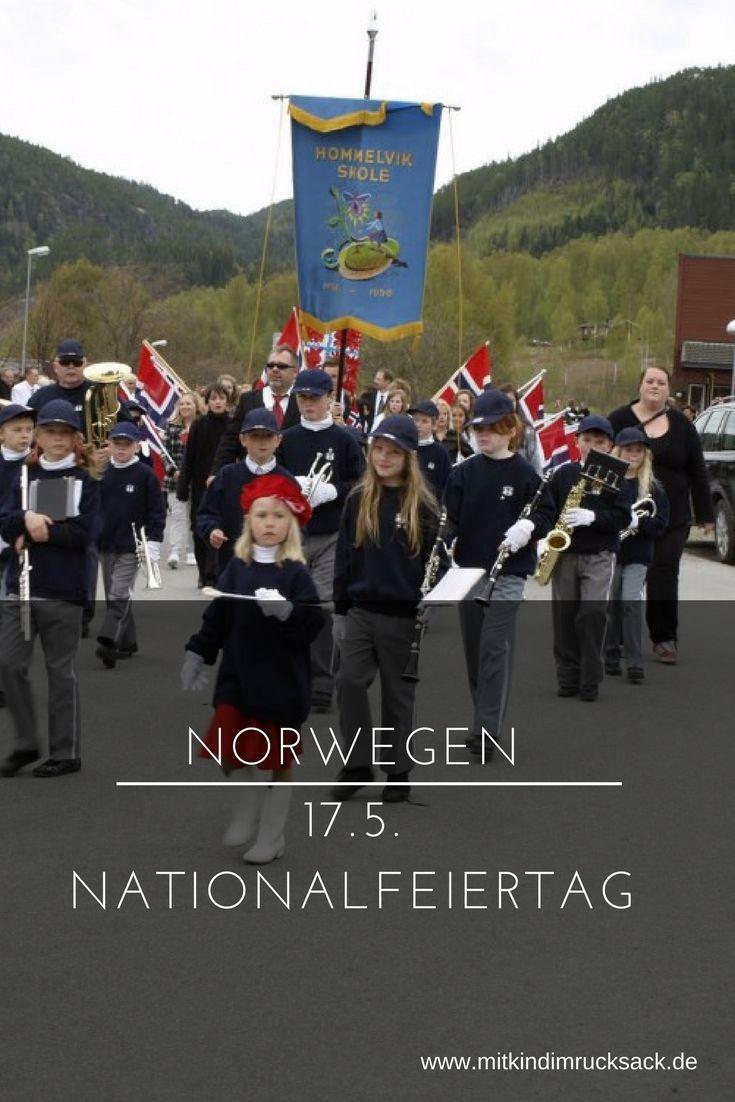 Der Tag Der Tage In Norwegen Der Nationalfeiertag 17 5 Was Da Wie Und Warum Gefeiert Wird Lest Ihr Hier Norwegen Nationalfeiertag Reisebericht