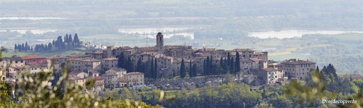 Montecchio, uno dei paesi del Verdecoprente 2015