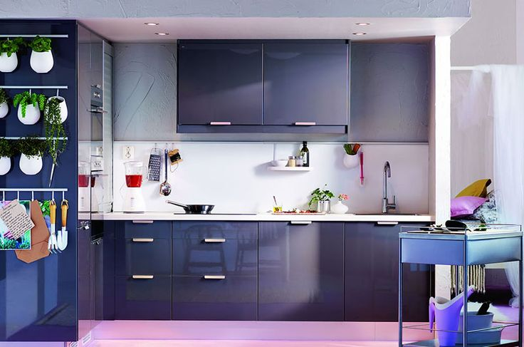 If you are already offering a furnished cupboard, shelf, light fittings and a modular kitchen, chances are that you tenants will not need to do anything...