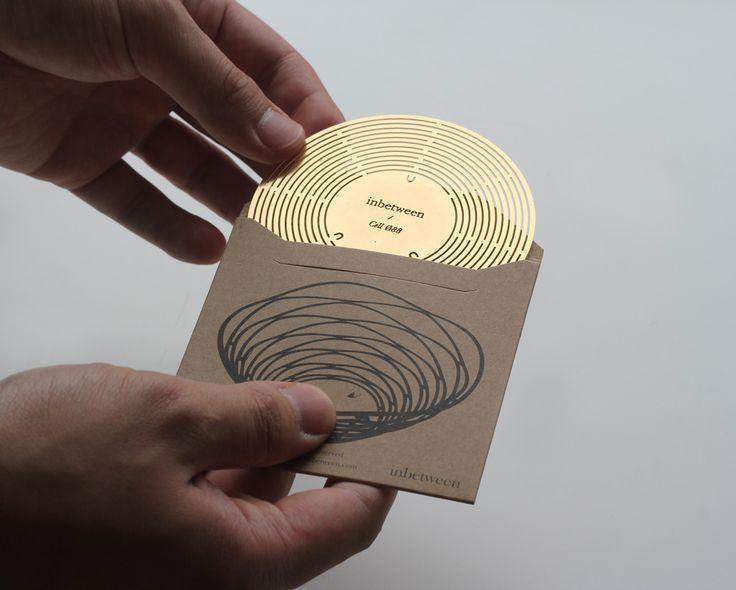 Brass pop up candle holder by studio inbetween on Behance