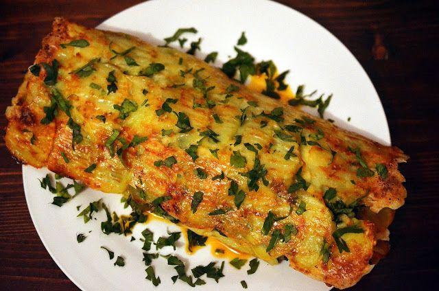 Frământări la cuptor: Rulada de cartofi