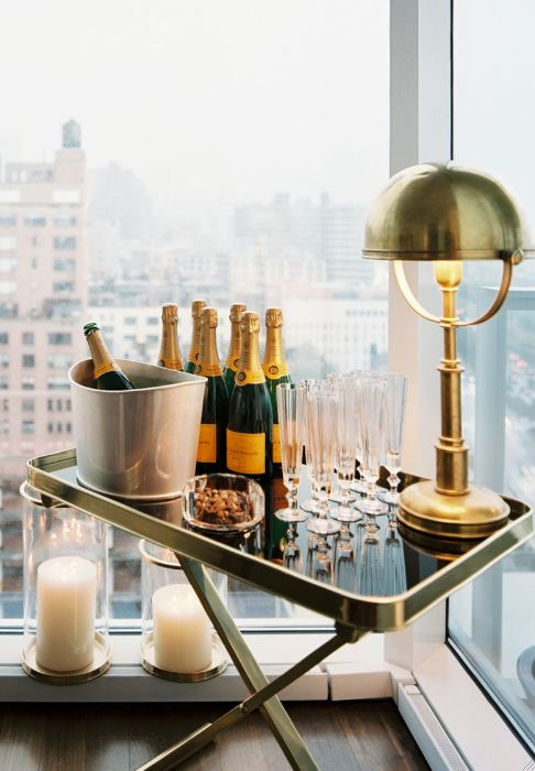 Veuve with a view