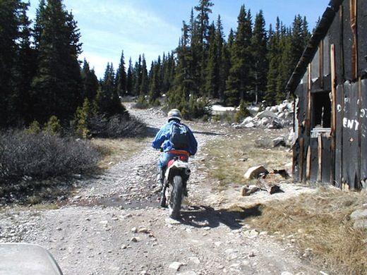 Dream Ride: The Trans-America Trail   Ridexperience USA