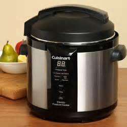 This is my new Electric Pressure Cooker. It's a 6-quart size because there's just the two of us. I tried using the old Mirro pressure cooking in the 1970s when I was a new cook. When a pot of pinto beans blew up all over my kitchen, I was convinced that pressure cooking wasn't for me. This ain't the old Mirro stovetop pressure cooker!