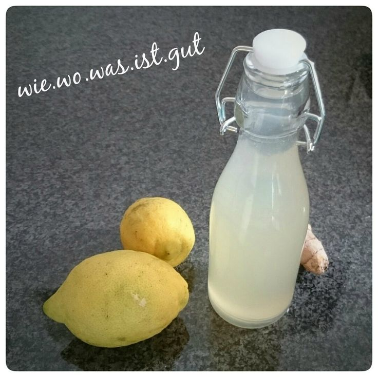 Dieses Zitronen-Ingwer-Wasser ist der wahre Immun-Booster. Hilft bei Halsweh oder Erkältung. Ich nehme es einfach prophylaktisch ein.