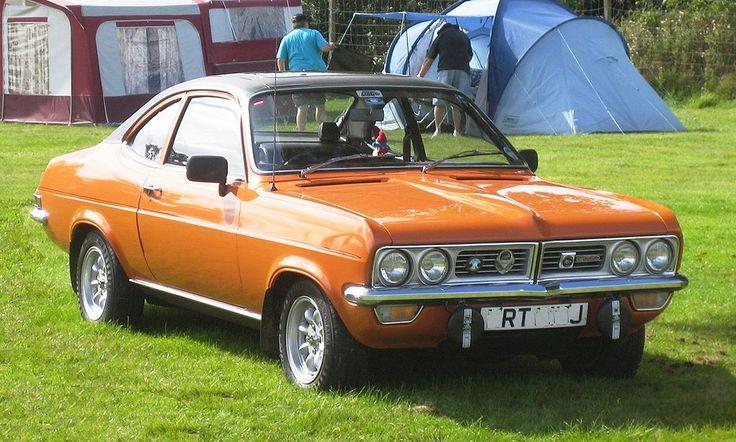 Vauxhall Firenza