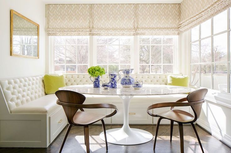 ideas about dining room banquette on pinterest kitchen banquette