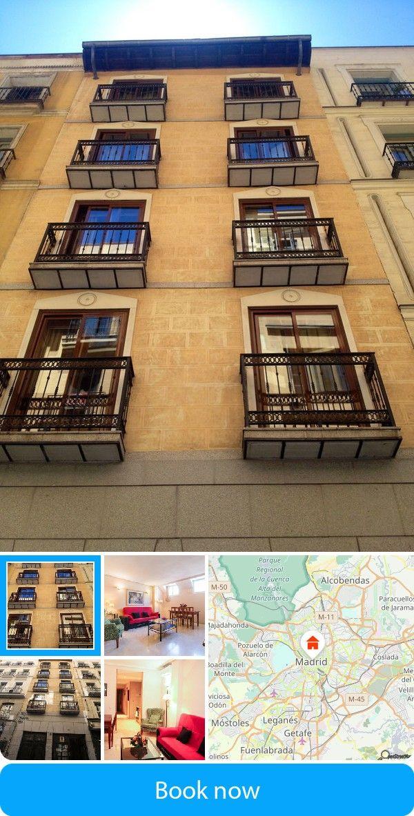 Caballero de Gracia Apartamentos (Madrid, Spain) – Book this hotel at the cheapest price on sefibo.