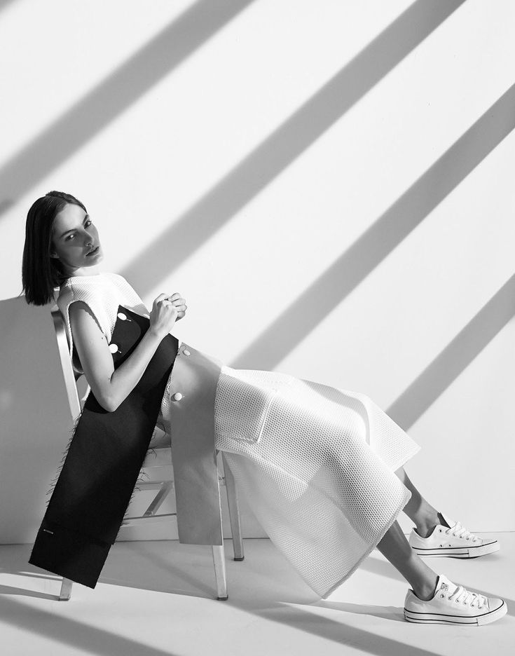 visual optimism; fashion editorials, shows, campaigns & more!: mariana coldebella by manolo campion for neue journal!