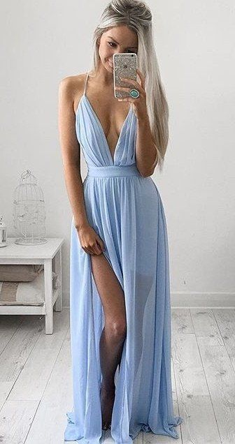 Sexy Prom Dress Wedding Party Gown Cocktail Formal Wear pst1449