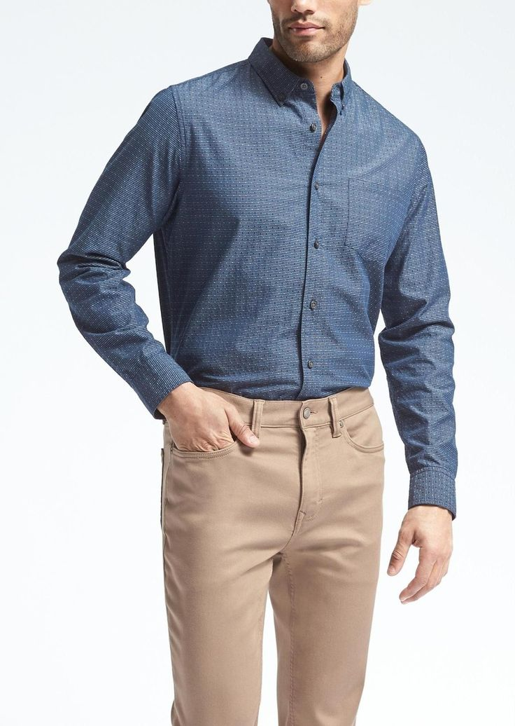 Camden Fit Dobby Shirt