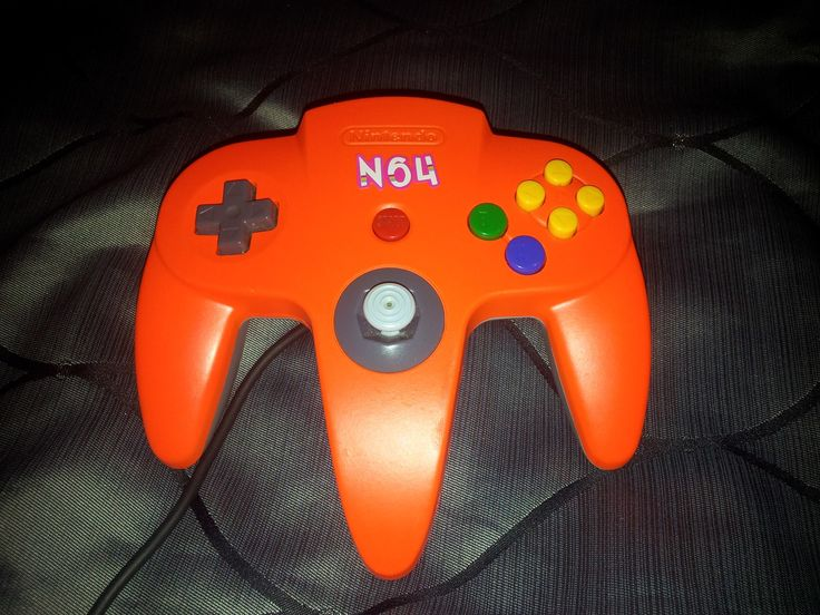 N64 Tight and bright controller Made by Retro Refabricators http://retrorefabricators.weebly.com/