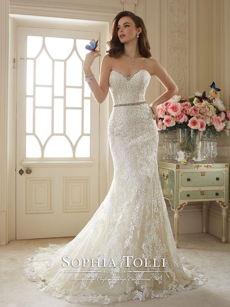 Sophia Tolli Spring 2016 @ Elegant Bridal Auburn Alabama