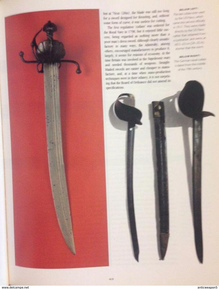 Armi bianche - Military book, Swords, Daggers & Cutlasses by Gerald Weland