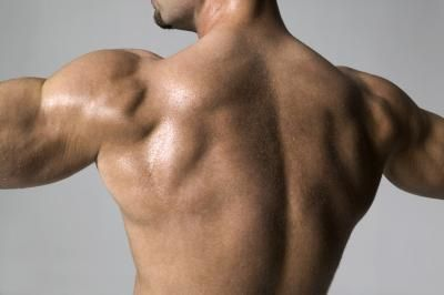 Tips to eliminate back fat