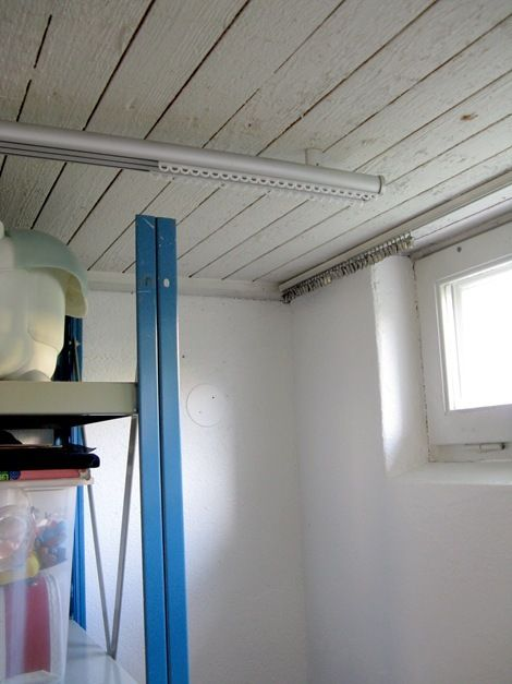 ceiling mounted curtain tracks. : DIY : Home Hacks : Pinterest