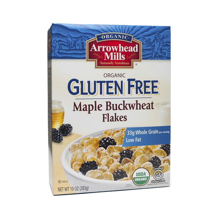 Shop Arrowhead Mills Maple Buckwheat Flakes Cereal at wholesale price only at ThriveMarket.com